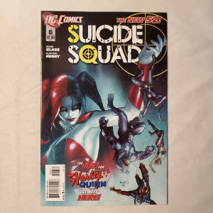 Suicide Squad 6 Very Fine- Cover by Paul Renaud