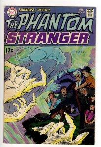 SHOWCASE #80 F+ 6.5 1st APP PHANTOM STRANGER(NEAL ADAMS COVER)