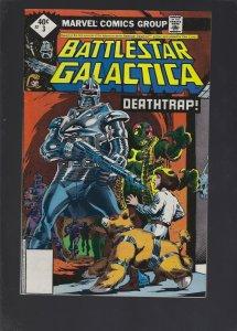 Battlestar Galactica #3 (1979)
