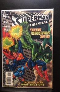 Superman Confidential #9 (2008)
