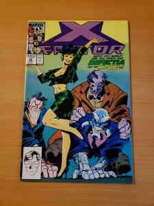 X-Factor #29 Direct Market Edition ~ NEAR MINT NM ~ (1988, Marvel Comics)