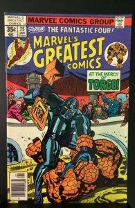 Marvel's Greatest Comics #75 (1978)