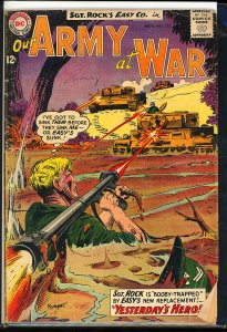 Our Army at War #133 (1963)