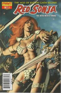 Red Sonja (Dynamite) #18A VF/NM; Dynamite | save on shipping - details inside