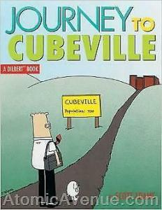 Journey to Cubeville #1 VG; United Feature Syndicate   low grade comic - save on