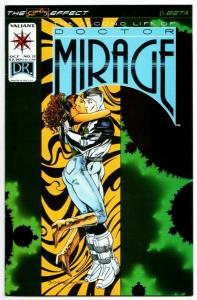 Second Life of Doctor Mirage #11 (Valiant, 1994) VF