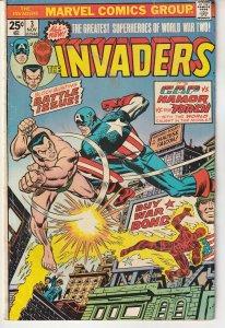 Invaders(vol. 1) # 3   Invader vs Invader !