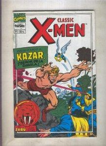 Classic X Men volumen 2 numero 05: Aparecen los Vengadores (numerado 1 en tra...