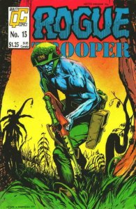 ROGUE TROOPER #15, VF/NM, Sci-Fi, Quality, 1986 1987 more Indies in store