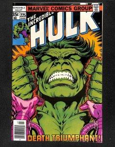 The Incredible Hulk #225 (1978)