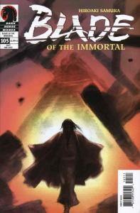 Blade of the Immortal #105 FN; Dark Horse | save on shipping - details inside