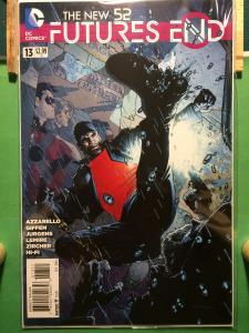 Futures End #13 The New 52