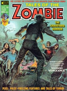 Tales of The Zombie #8 (ungraded) stock photo / ID#001D