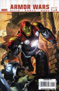 Ultimate Armor Wars #1 VF/NM; Marvel | save on shipping - details inside