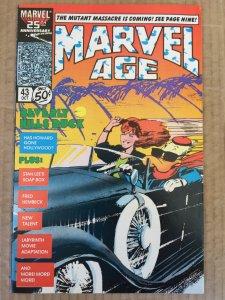 Marvel Age #43 (1986)