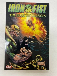 Iron Fist The Book of Changes #1 Marvel 8.0 VF (2017)