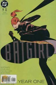 BATGIRL YEAR ONE (2003) 1-9  Barbara Gordon  COMPLETE!