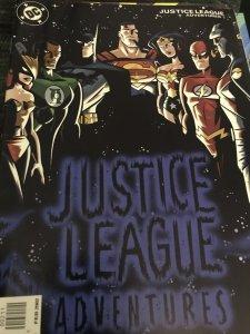 DC Justice League Adventures #1 Mint Rare