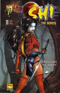 Shi: The Series #11 VF/NM; Crusade | save on shipping - details inside