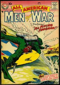 All American Men of War #44 1957- Russ Heath- DC Comics- FN+
