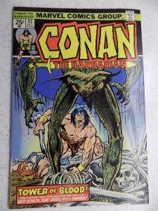 CONAN THE BARBARIAN ( SUBSCRIPTION CREASE) # 43