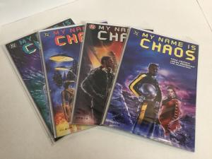 My Name Is Chaos 1-4 Lot Set Run Nm Near Mint DC Comics A48