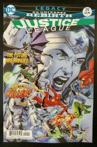 JUSTICE LEAGUE #27, NM, Flash, Wonder Woman, Batman, Superman, 2017