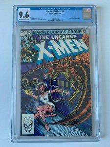 Uncanny X-Men #163 Carol Danvers - CGC 9.6