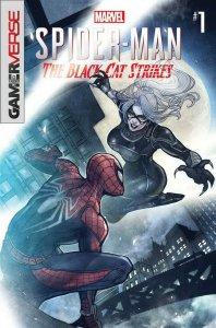 MARVELS SPIDER-MAN BLACK CAT STRIKES (2019 MARVEL) #1 PRESALE-01/15