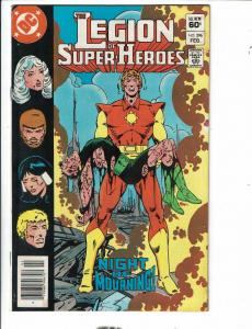 6 Tales Of Legion Of Super-Heroes DC Comic Books # 296 301 302 303 304 305 JG4