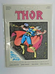 Thor I, Whom the Gods Would Destroy #1 A GN Graphic Novel 8.0 VF (1987)