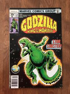 Godzilla: King of the Monsters #12 (Marvel; July, 1978) - VF