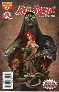 Sword of Red Sonja: Doom of the Gods #2, NM (Stock photo)