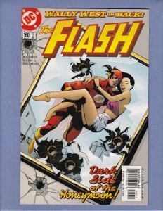Flash #160 NM DC 2000