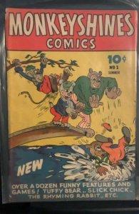 Monkeyshines Comics #1 (1944)