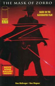 Mask of Zorro, The #1 VF/NM; Image | save on shipping - details inside
