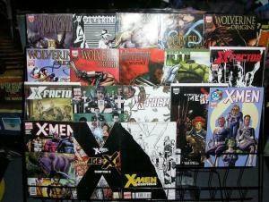 WOLVERINE/ X MEN VARIANT EDITIONS 18 DIFF COMICS BOOK