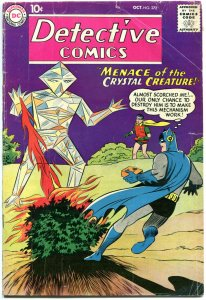 DETECTIVE COMICS #272, GD+, Bob Kane, Caped Crusader, 1937 1958, more in store