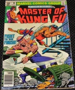 Master of Kung Fu #98 (1981)