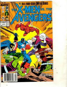 10 X-Men Comics Avengers 1 2 3 4 +Alpha Flight 1 2 +Fantastic four 1 2 3 4 DS2
