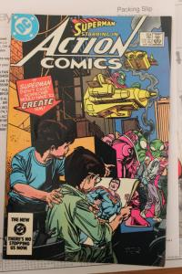 Action 554   VF/NM