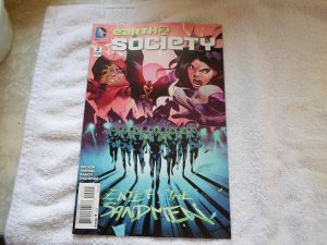 DC COMICS EARTH 2 SOCIETY ( # 2 ) ( 2015