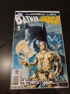 ​BATMAN DOC SAVAGE #1 NM ONE SHOT