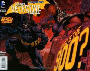 Detective Comics (2nd Series) #19 VF/NM; DC | save on shipping - details inside