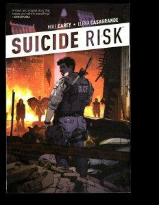 Suicide Risk Vol. # 1 GRUDGE WAR Boom! Comic Book TPB Graphic Novel J400