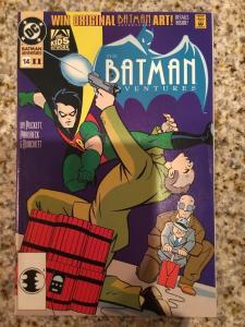 DC Batman Adventures 14 * 2nd Print *