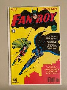 Fanboy #5 Batman issue 8.0 VF (1999)