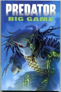 Predator: Big Game Trade Paperback-2nd Print Dark Horse FN