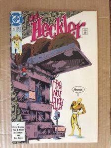 The Heckler #4 (1992)