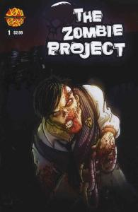 Zombie Project, The #1 VF/NM; Jam Packed | save on shipping - details inside